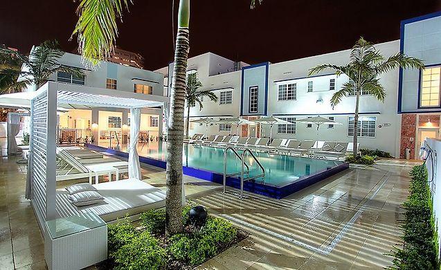 Pestana south beach art deco hotel miami beach ****